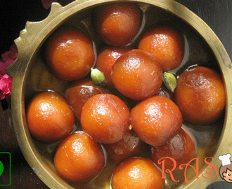 Gulab Jamun Recipe - Indian Sweet Recipe
