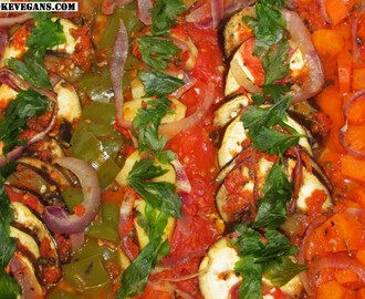 Μπριαμ! Vegetables in the Oven