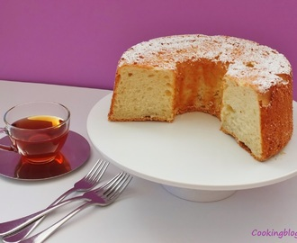 O bolo do Anjo | Angel Food Cake