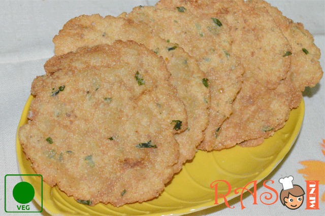 Gujarati Methi Dana Papdi Recipe
