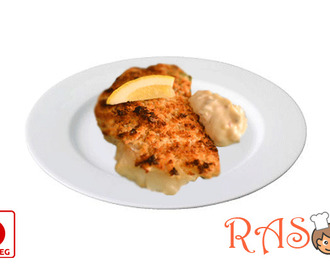 Baked Fish With Cheese Sauce Recipe