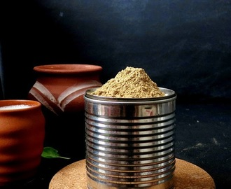 Chaas Ka Masala - Spice Mix To make Butter Milk