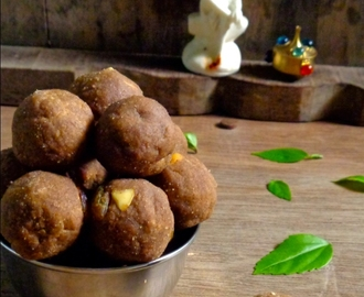 Health Mix Laddu | Sweets | Indian recipes