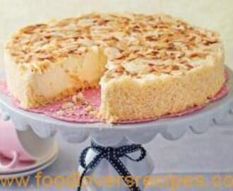 5 MINUTE NO BAKE CHEESECAKE