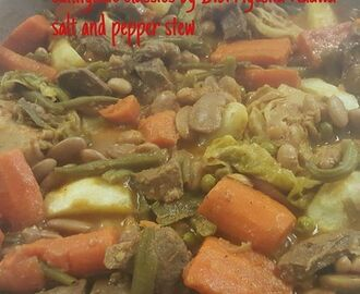 Salt and Pepper Stew