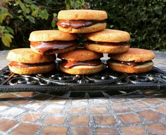 Whoopie pies aux S'mores
