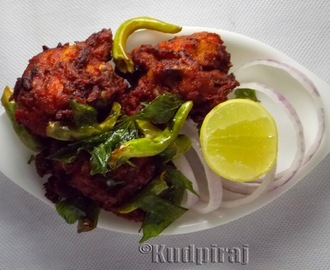 Chicken '65 (Spicy Chicken Kebabs)