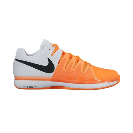 Nike Zoom Vapor Tour 9.5 Orange/White Junior Clay Size 36.5 36.5