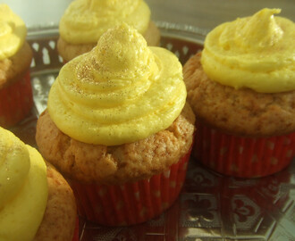 CUPCAKES DE NATILLAS Y LICOR DE CREMA CATALANA