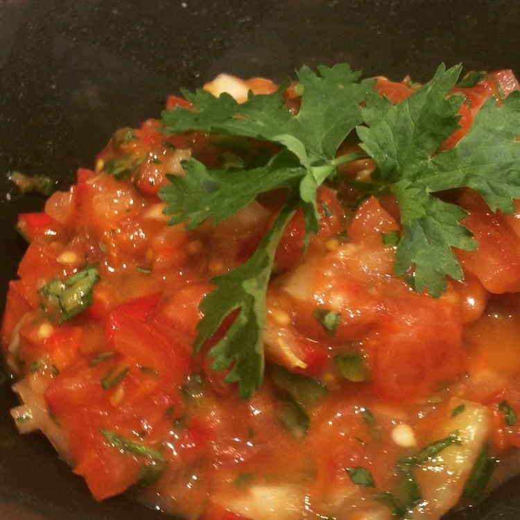 Video Recipe | How to Make Tomato Salsa