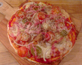 Easy Peasy Pizza