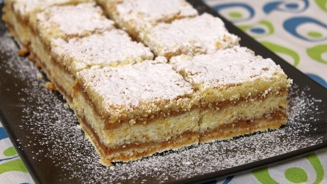 Sipana pita od jabuka – video recept