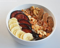 Fruit and  nut oats recipe