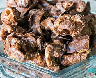 Keto Pork Rind Puppy Chow Recipe