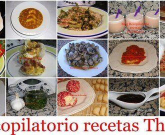 Tartas con Thermomix (Recopilatorio)