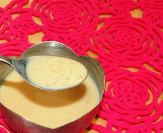 Pal payasam/ Rice kheer