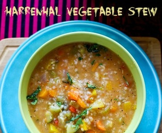[Game of Thrones Special Recipe] Harrenhal Vegetable Stew