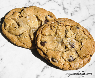 Jaques Torres Plus NYT Equals Best Chocolate Chip Cookie Recipe Ever