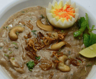 How to make Vegetarian Haleem