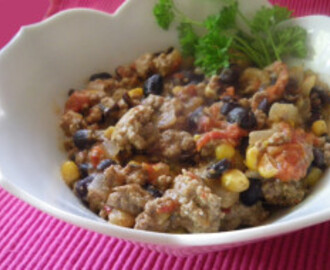 Mexican Casserole - Weight Watchers
