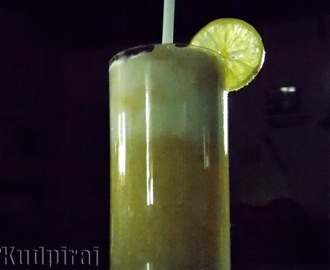 Pineapple Lassi - A Summer Cooler
