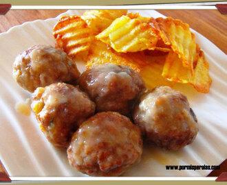 Recetas de acompa amiento para albondigas carne mytaste - Acompanamiento para albondigas ...