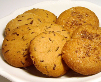 Galletas de Chocolate y Canela