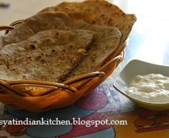 Gobi Paratha (Cauliflower Paratha) With Step-Wise pictures