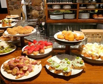 Las tapas: una costumbre made in Spain