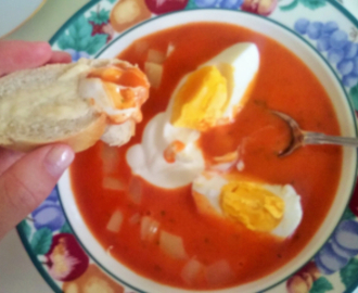 Mexikansk suppe