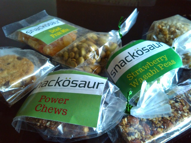 Product Review - Snackosaur (healthy snacking)