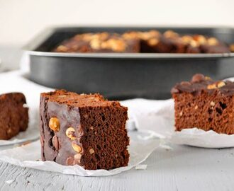 Pompoen brownies