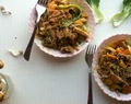 Recipe: Vegetable and Chicken Stir Fry with Buna Shimeji Mushrooms