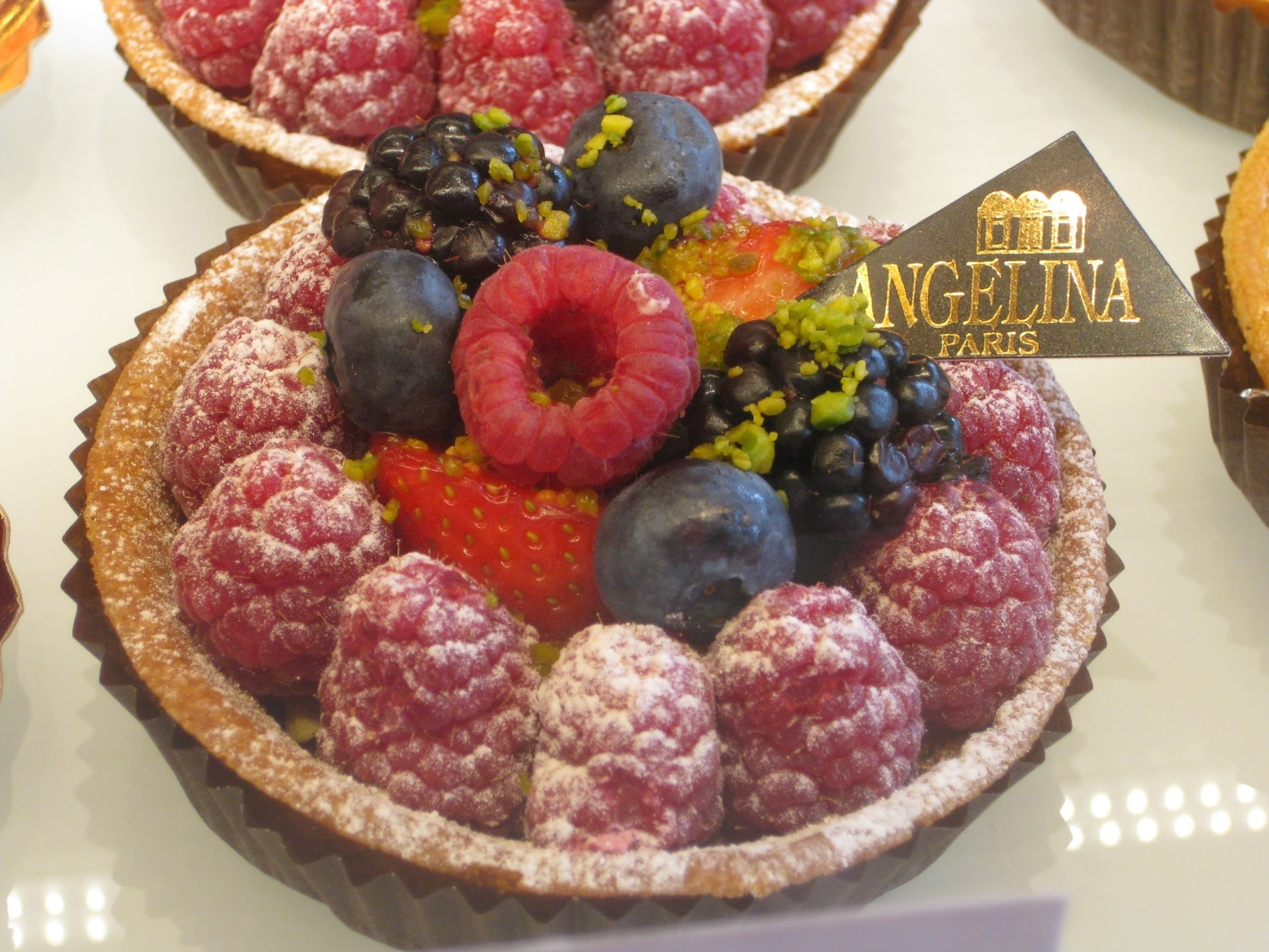 Part V:  What Does One Eat in Paris?  Les Desserts...