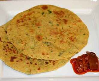 Gujarati Thepla Recipe