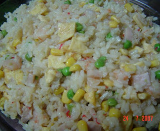ARROZ CHINO TRES DELICIAS (CHEF-O-MATIC)