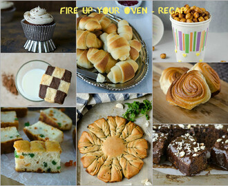 Fire Up Your Oven - Recap