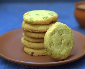 Easy Eggless Butter Cookies with 50% Atta! - KitchenAid India