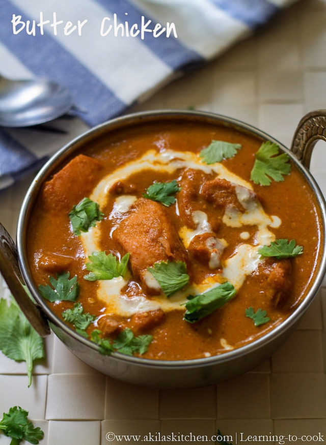 Butter Chicken | Murgh Makhani | Restaurant Style Butter Chicken step by step | Chicken Recipes | Sunday Special Recipes