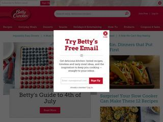 www.bettycrocker.com