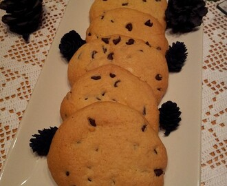 "Galletas con chips de chocolate "" Wendy """