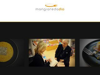 www.mangiaredadio.it