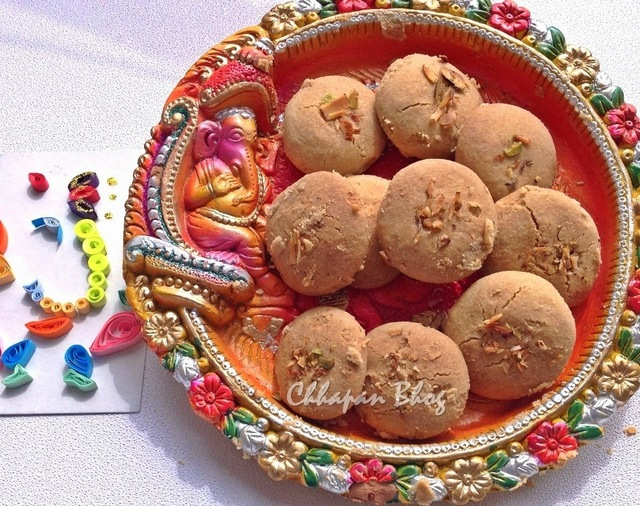 Eggless Whole Wheat Cookies with 3 Basic Ingredient