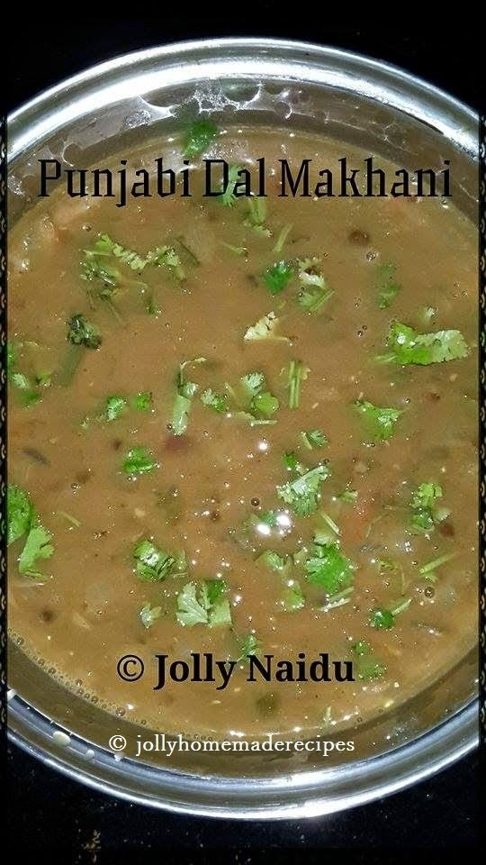 Dal Makhani Recipe | How to make Punjabi Dal Makhani Recipe
