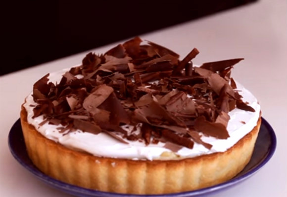 Sweet Treat: Eggless Banoffee Pie