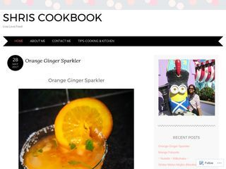 Shris CookBook | Live.Love.Food