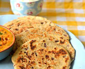 Sindhi Koki – Twice roasted flatbread