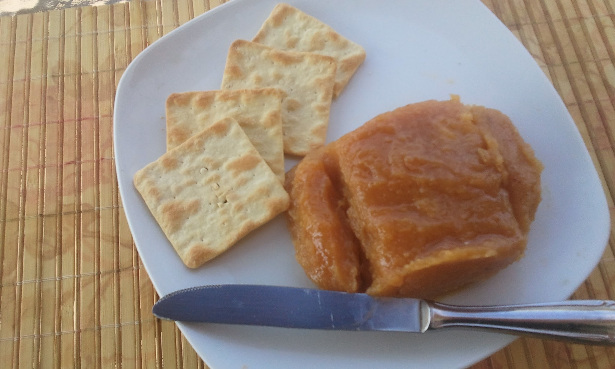Dulce de Membrillo - Quince Jam paste