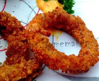 Onion Rings @Home made