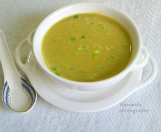 Broccoli soup | healthy soup| Diet soup|Restaurant style broccoli soup